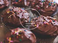 Irma Cake Delights logo
