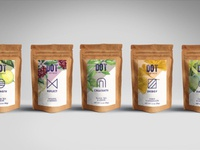 Dot Therapy Tea Collection