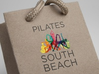 Pilates South Beach Bag