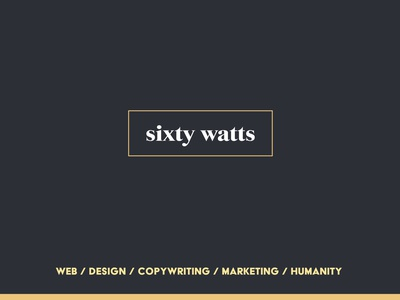 sixty watts flyers