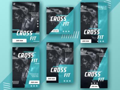 CrossFit banner