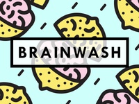Brainwash illustration