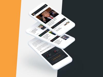 Second Look News Score App