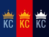 Kansas City Sports Team Crowns