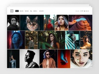 Gallery Portfolio for Photographers