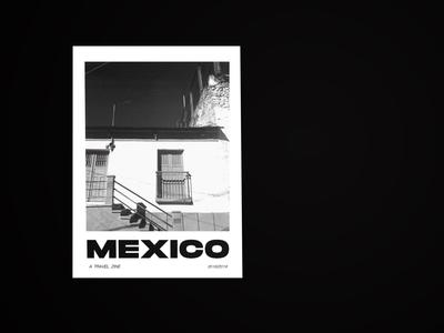 Mexico Travel Zine