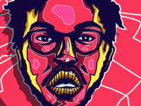 Kevin Abstract Illustration