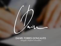 Lawyer logo signature