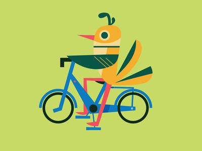 bike bird no. 2