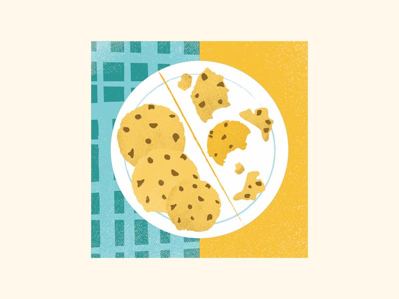 Cookies cookies illustration