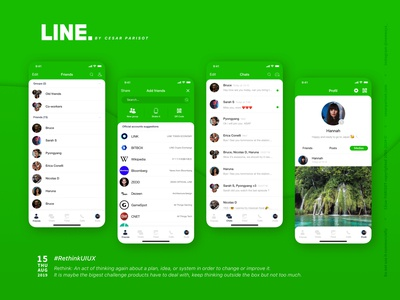 Line app