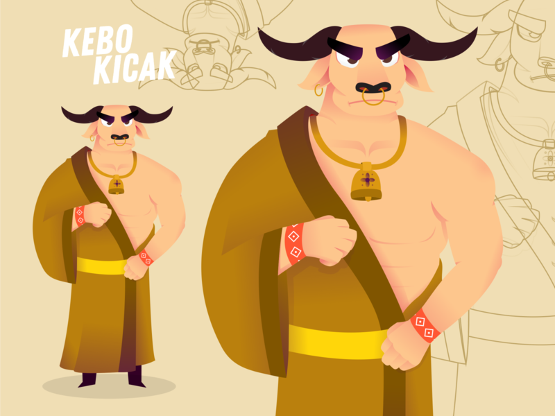 Kebo Kicak