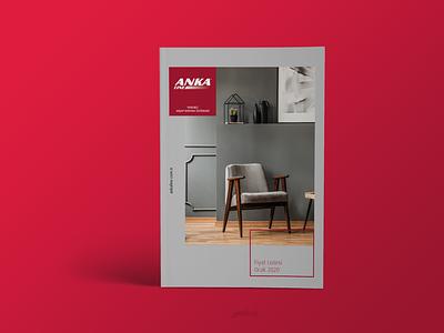 ANKA catalog grafikral paint catalogue typogaphy typography design branding catalog design editorial design editorial catalog