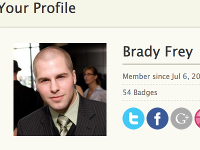 My Treehouse Profile treehouse profile