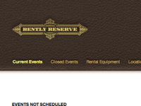 Bently Reserve Events