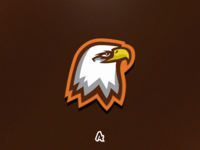 Eagle Mascot Logo (re-upload)