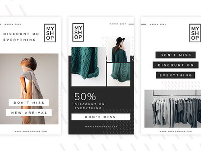 Shop Instagram Stories Mockup / Free PSD instagram design free psd psd download freebies