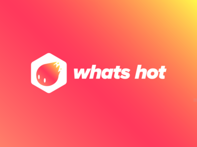 Identity pitch for Whats Hot