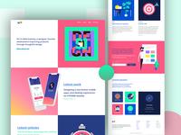 Blog Site Concept
