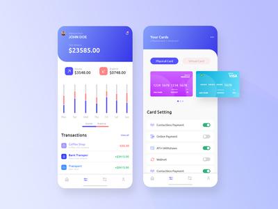 Payment Wallet App