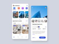 Apartment Booking App