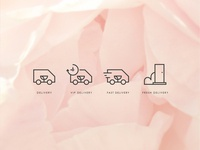 Delivery Iconset