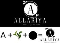 Logo salon design