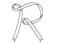 R is for Ribbon