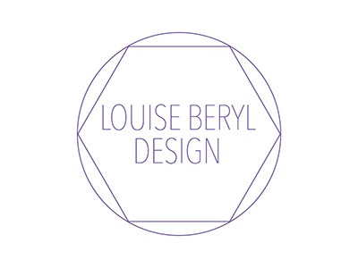 Louise Beryl Design logo