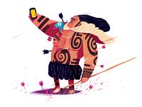 Snap Maori