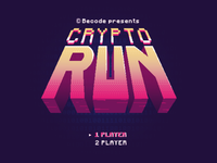 Crypto Run