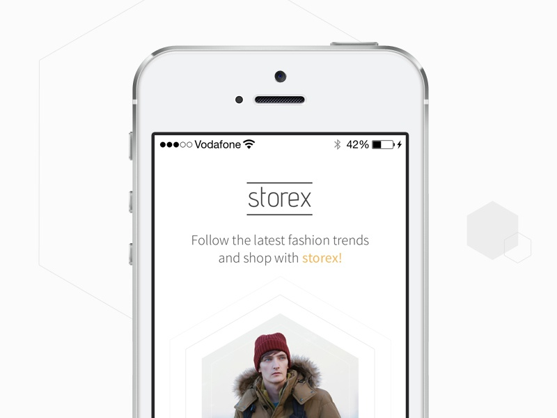 Storex iPhone App Template