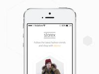 Storex iPhone App Template
