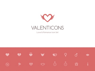 Valenticons dribbble