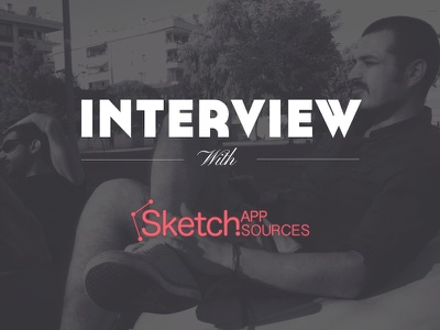 Interview with Sketchappsources interview sketch blog design story