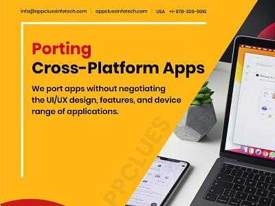 Best Cross-Platform Mobile App Porting & Migration Services Comp