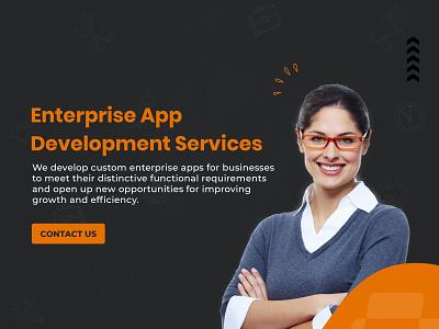 Professional Enterprise App Development Company in USA enterprise app development