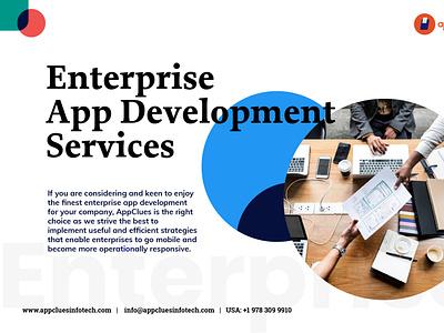 Best Enterprise App Development Services Provider in USA enterprise app development