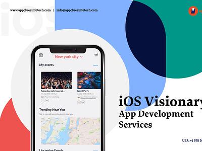 Best iOS App Development and Design Company in USA ios app development services