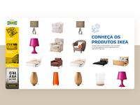 Microsite IKEA • UI Design & UX