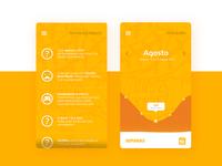 App • UI Design & UX
