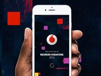 Vodafone | RAC • UI Design
