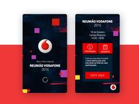 Vodafone | RAC • UI Design & UX