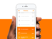 Evodriver App • UI Design & UX