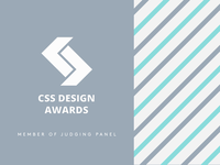 CSSDesignAwards • Jury