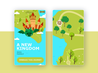 A New Kingdom App • IKEA • UI Design & UX