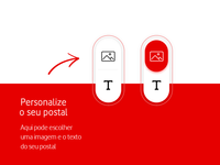 Vodafone | Christmas • UI Design
