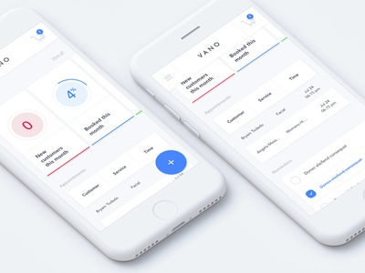 Vano • Digital Product Design