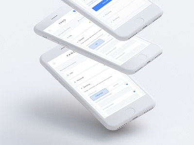 Vano Form • Digital Product Design