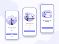 Onboarding Meeting Manage App
